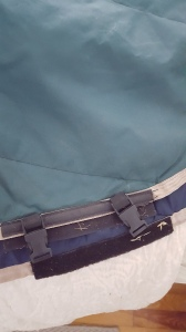 Neck closure alteration-before