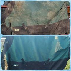 Laura's Blanket Repair