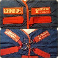 Rambo by Laura's Blanket Repair