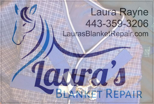 Laura's Blanket Repair
