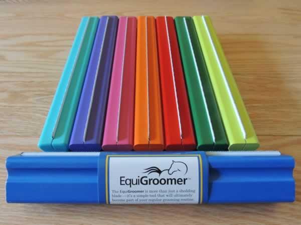 "EquiGroomer 9"""