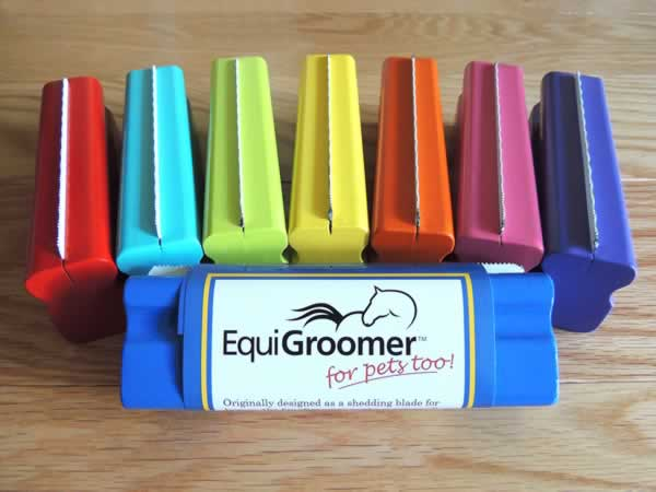 "EquiGroomer 5"""