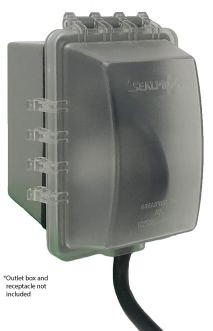 Weatherproof Outlet Cover